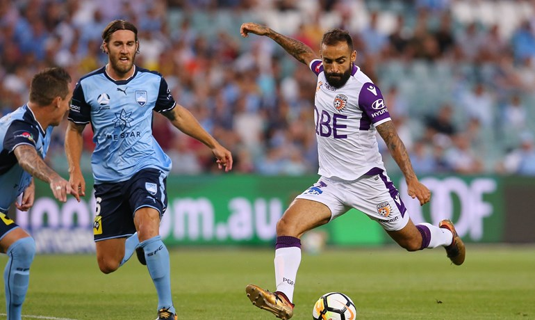 Image result for perth glory v sydney fc